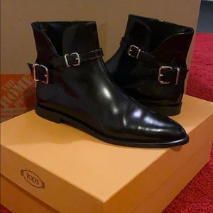 TOD's Ankle Boots size 6/ euro 36